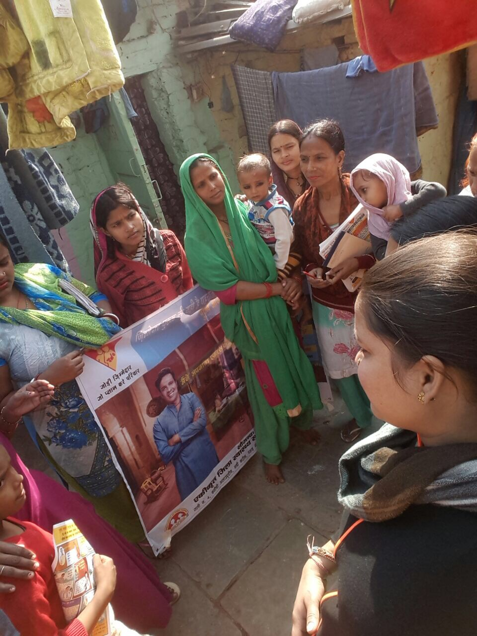 As the National Capital observes Vasectomy Fortnight, ASHA workers in Delhi are steering the message of active male engagement in family planning and the benefits of opting for NSV.