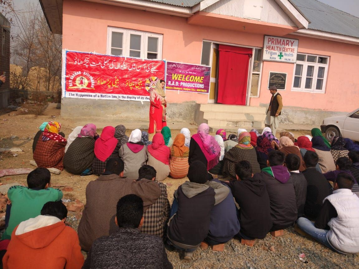 Week 2 of Vasectomy Fortnight. Activities continue with even greater zeal in J&K . Rallies, workshops, group. discussions & street plays echo to promote greater male engagement in family planning.