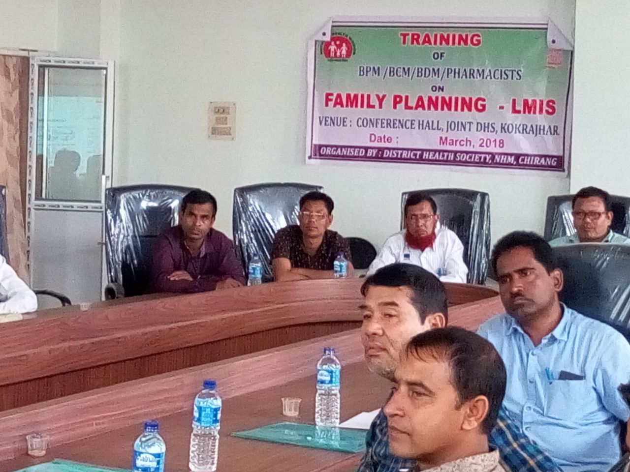 FPLMIS trainings are successfully being held across districts in Assam. Recently held at Kokrajhar district.