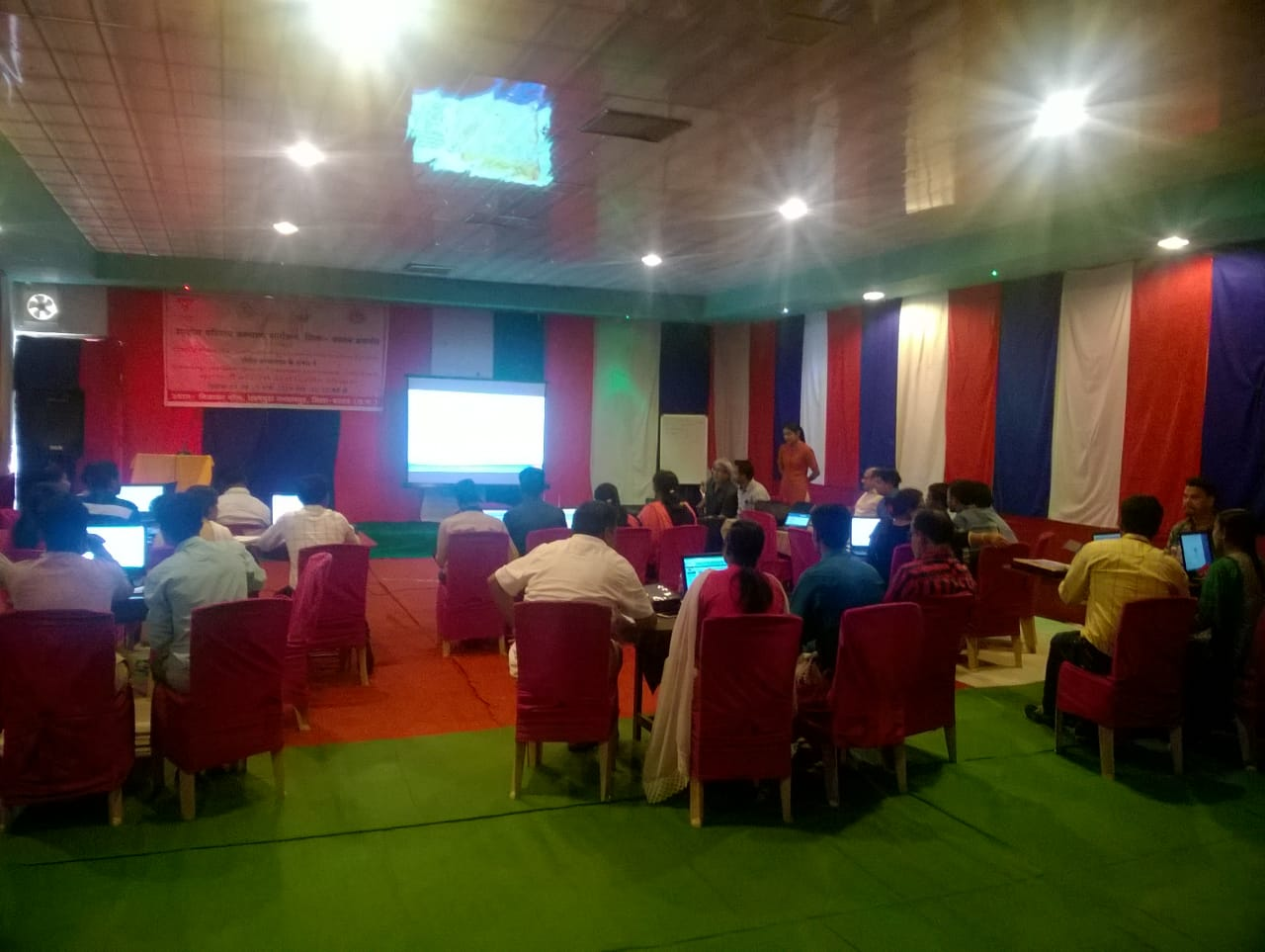 In Chhattisgarh, Bastar districts becomes the first one to organize training on FPLMIS. Streamlining country's supply chain a priority for the state!
