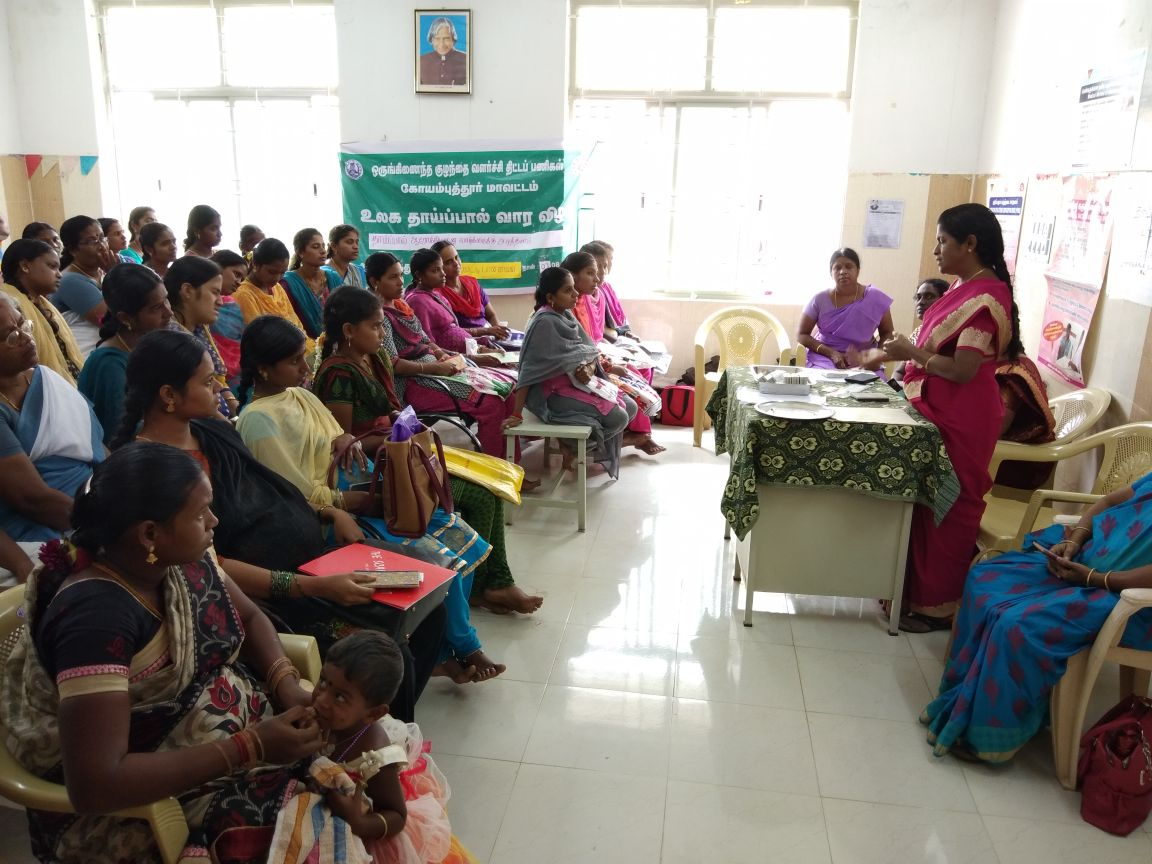 ASHAs in Tamil Nadu recently underwent training on new contraceptives